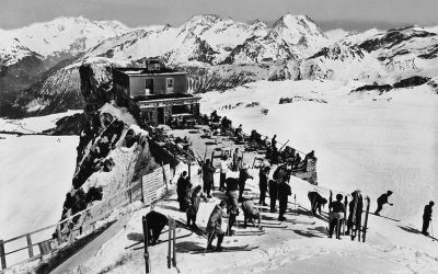 The story of Courchevel